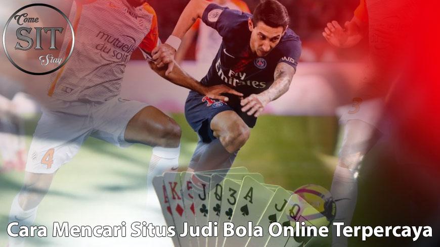 Come Sit Stay Bandar Bola Togel Online